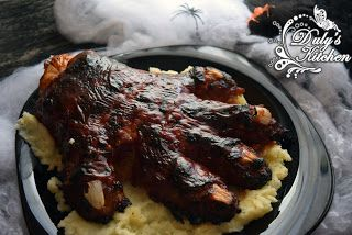 Duly's Kitchen: Mano de Zombie, receta Halloween