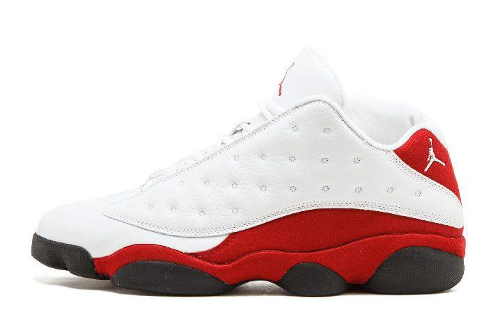 2f122d1c70055e Air Jordan 13 Retro Low AJ13 Cherry 310810-105