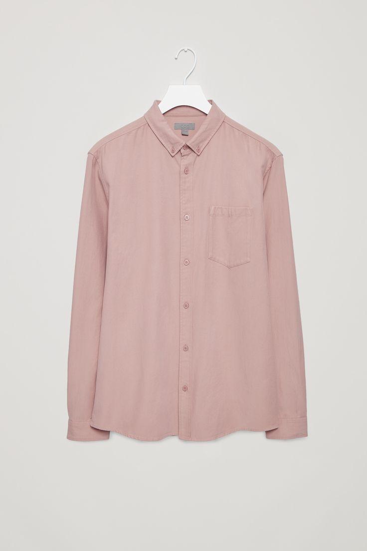 COS | Button collar shirt