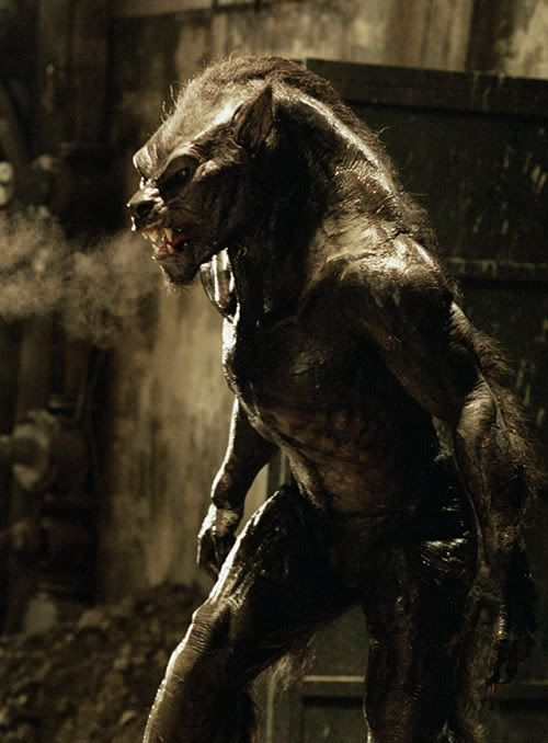 Underworld Lycan. Even though they're not real