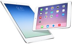 Ipad Air (32 GB eller højere)