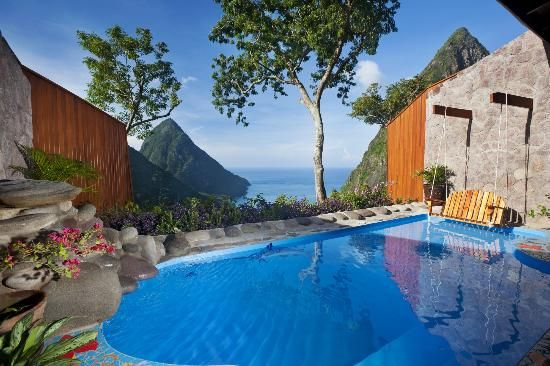 Rabot Estate   Soufriere , St.Lucia West Indies, Soufriere, St. Lucia -