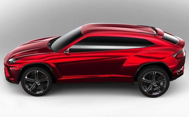 new car 2016 suvLamborghini 2016 Concept Car  2016 Lamborghini Urus Concept Suv