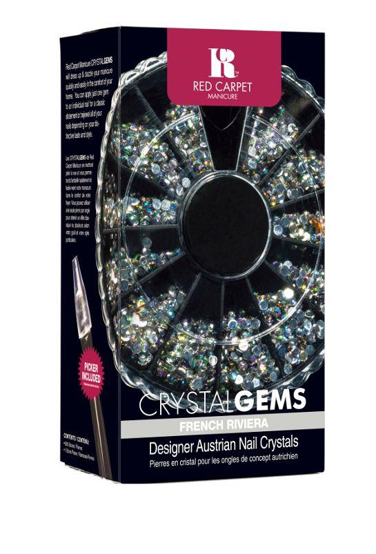 To Crystal Gems French Riviera περιέχει ένα βοηθητικό εργαλείο ανασήκωσης διαμαντιών και 600 διαμαντάκια σε στρογγυλό σχήμα  σε ασημί-ιριδίζουσες αποχρώσεις .                 Τιμή 11,90€