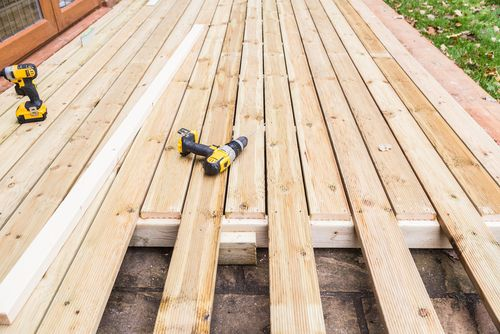 In #Alberta, there's only 4 or 5 snow-free months, so you'll want to choose which outdoor #building projects to complete carefully. http://goo.gl/0AXQo4