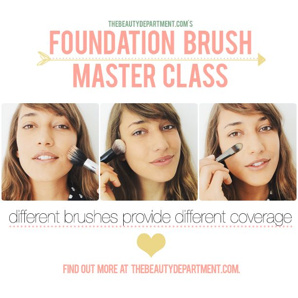 Best 25+ Best liquid foundation brush ideas on Pinterest | Face ...