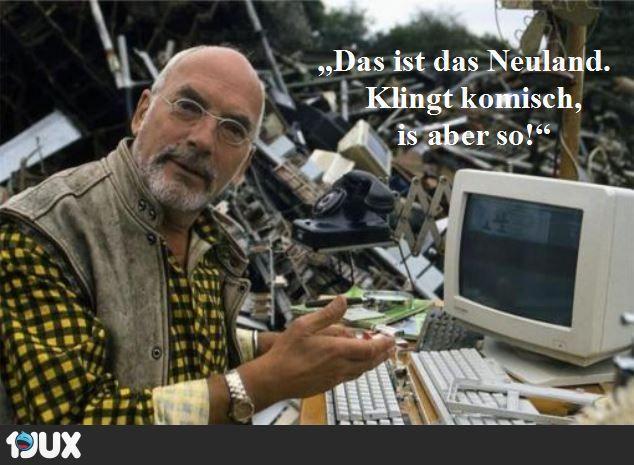 Peter Lustig erklärt uns das Internet