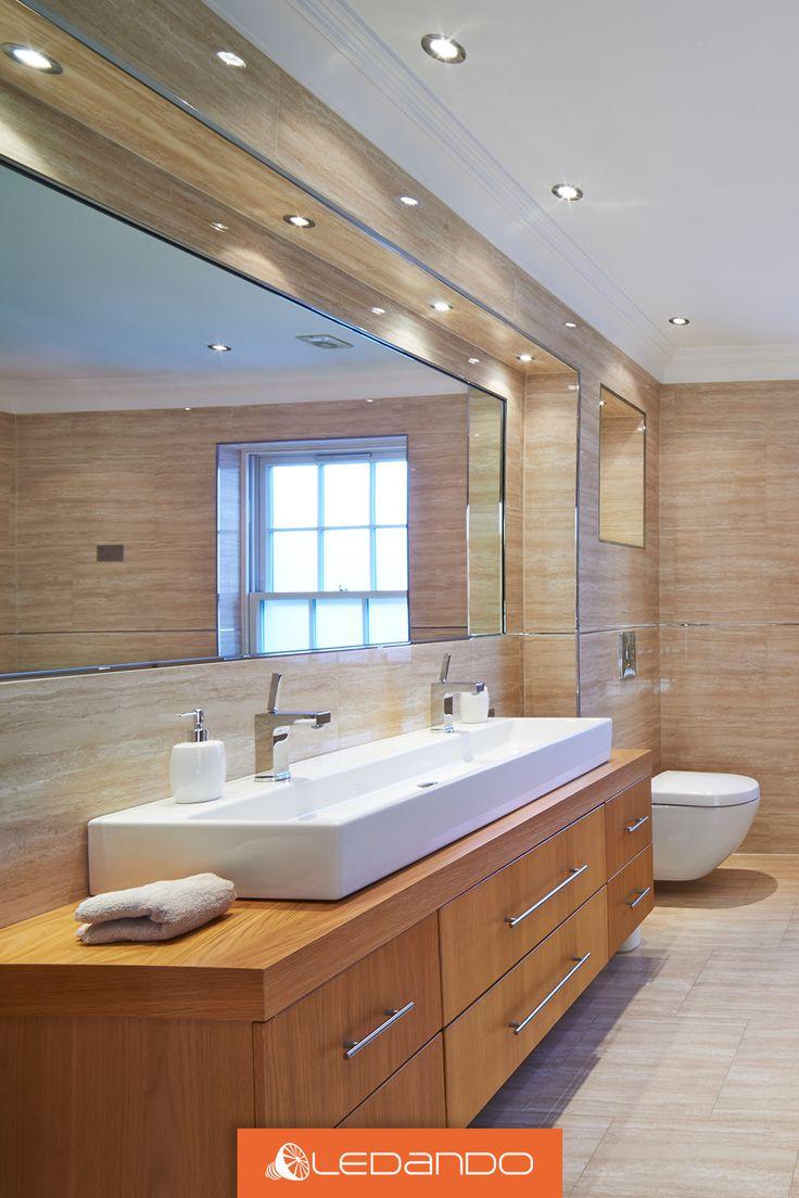 20 LED Beleuchtung für Badezimmer / Feuchträume Ideen ...