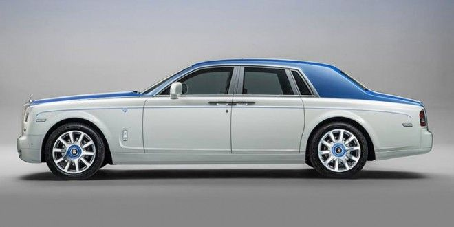 2016 Rolls-Royce Phantom Nautica - Car wheels