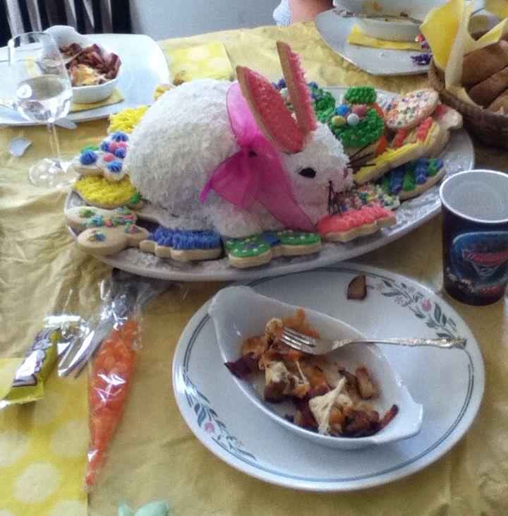 Parfait pour Pâques!:)