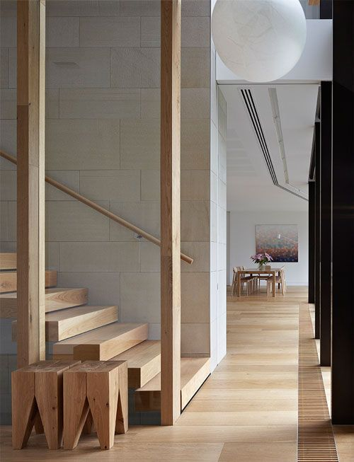 Smoked American Oak by Royal Oak Floors. www.royaloakfloors.com.au  Architecture by Inarc Architects