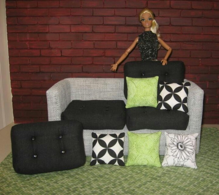 barbie furniture ideas. High Quality, Custom Made Barbie Size Furniture For The Serious Collector. Ideas
