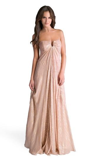 NICOLE MILLER  Keyhole Goddess Gown
