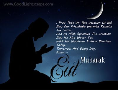 eid mubarak warm wishes