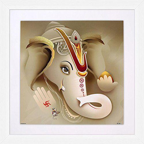 Avercart Lord Ganesha / Shree Ganesh / Shri Ganpati Poste…