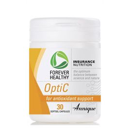 OptiC 30 Softgel capsules For antioxidant support. Vitamin C is one of the safest, most effective and well known vitamins. The human body cannot produce this crucial vitamin, so if you don't supplement it, your health is at risk. http://www.anniquedayspa.co.za/eb_product/optic-30-softgel-capsules/