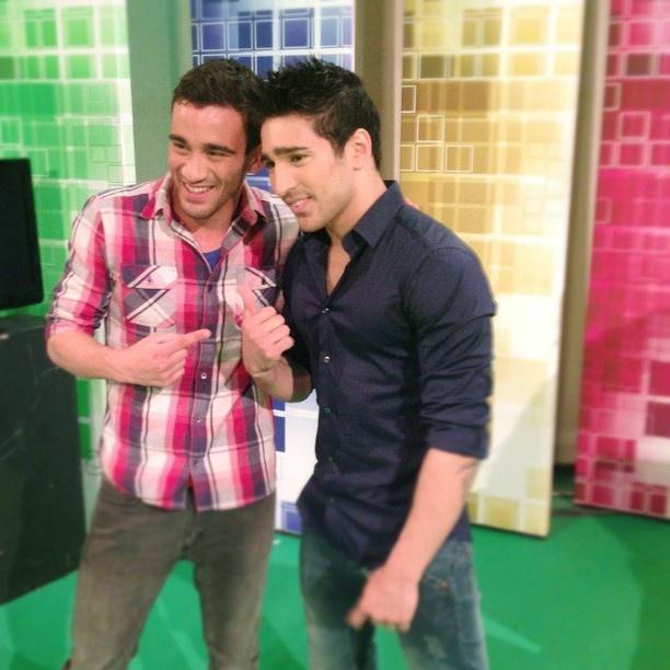 Gianluca Bezzina and Farid Mammadov: #Eurovision