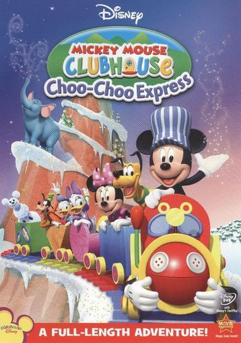 Mickey Mouse Clubhouse: Choo-Choo Express [DVD]
