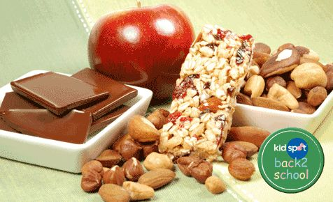 Muesli Bar Recipes For Lunch Box - Back To School