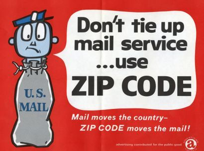On this day in 1963, non-mandatory ZIP codes were introduced for the entire country. The term ZIP, is an acronym for Zone Improvement Plan. Simultaneously with the introduction of the ZIP code, two-letter state abbreviations were introduced. Robert Moon, an employee of the post office, is considered the father of the ZIP code although he proposed using just three digits; he submitted his proposal while working as a postal inspector. The first ZIP code was issued to Agawam, Massachusetts. The…
