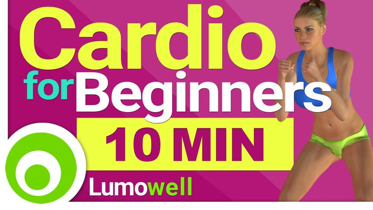 Cardio workout for beginners, low Impact exercises to lose weight and tone your body. You can do this full body workout at home, without weights, 3/4 times a...