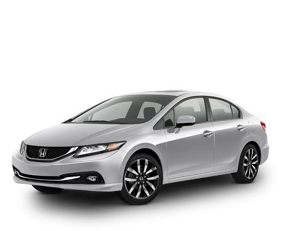 2014 Honda Civic Sedan Lx Alabaster Silver Metallic Details