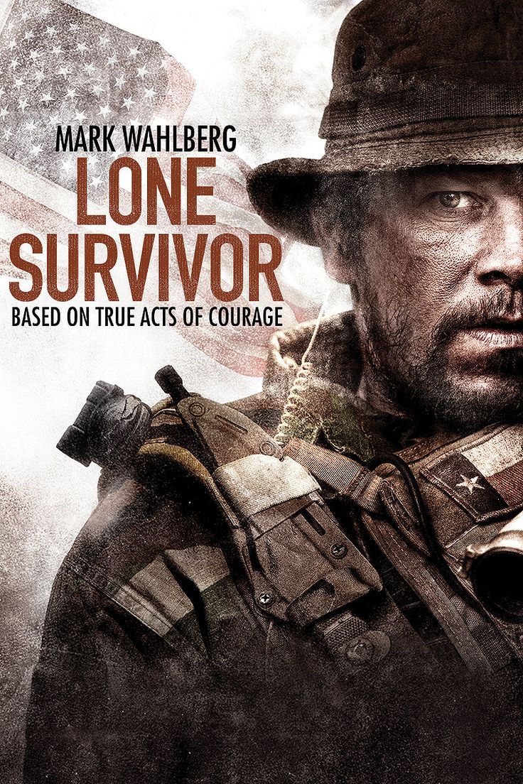 Lone Survivor, watched it a second time a still cried at the end! Thank u to all the strong men and women who risk their lives everyday! Stay strong.