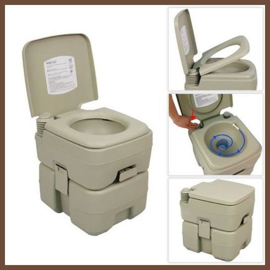 Camping Toilet - Portable Toilet Hire: How To Find The Best? * Visit the image link for more details. #CampingGifts