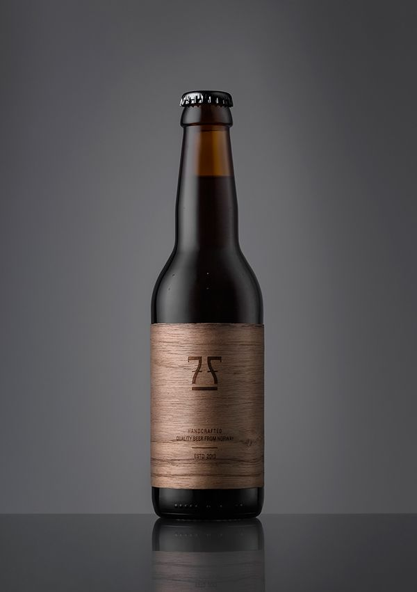 label / 7 Fjell Brewery, Beer