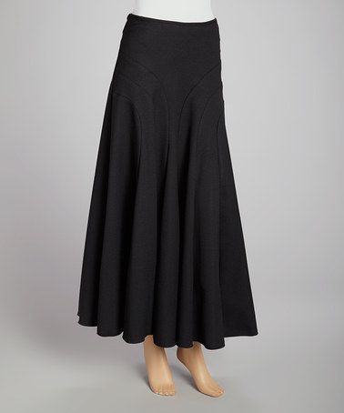 Take a look at this Black Arches Skirt by Skirtsus on #zulily today!