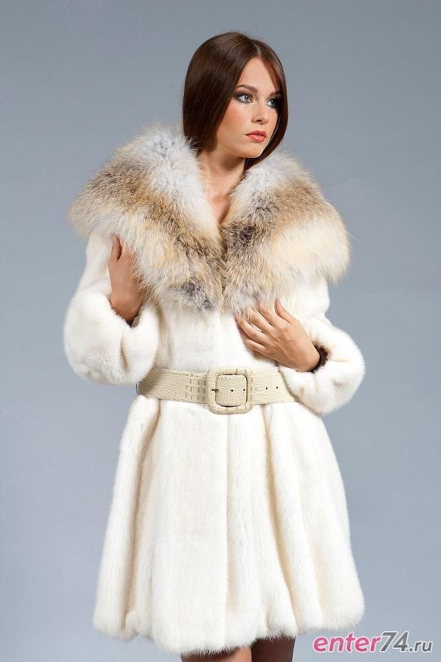I've always wanted a fur coat like this!!!:)