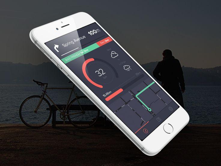 bike tour app