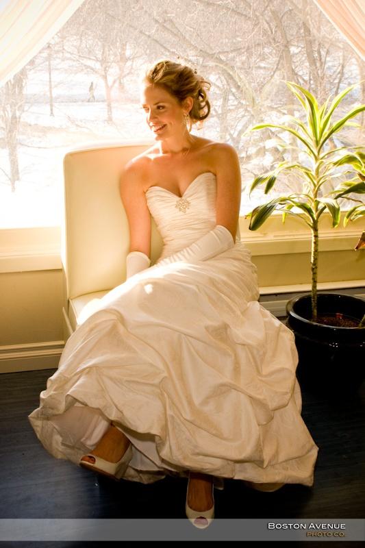Palais Royale bride