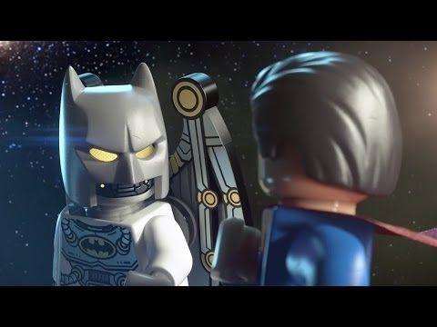 LEGO Batman 3: Beyond Gotham - Announcement Trailer