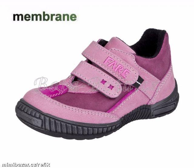 dívčí celoroční obuv FARE 814156