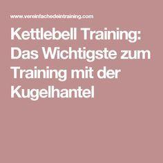 Kettlebell Training: Das Wichtigste zum Training mit der Kugelhantel