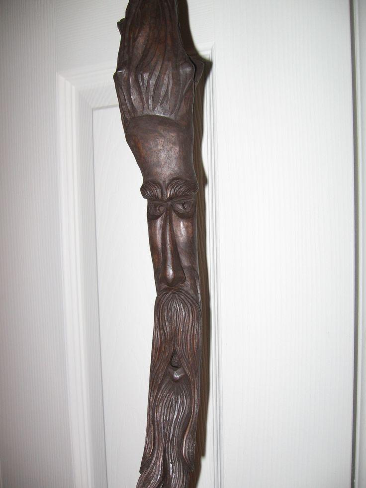 bâton de marche - walking stick