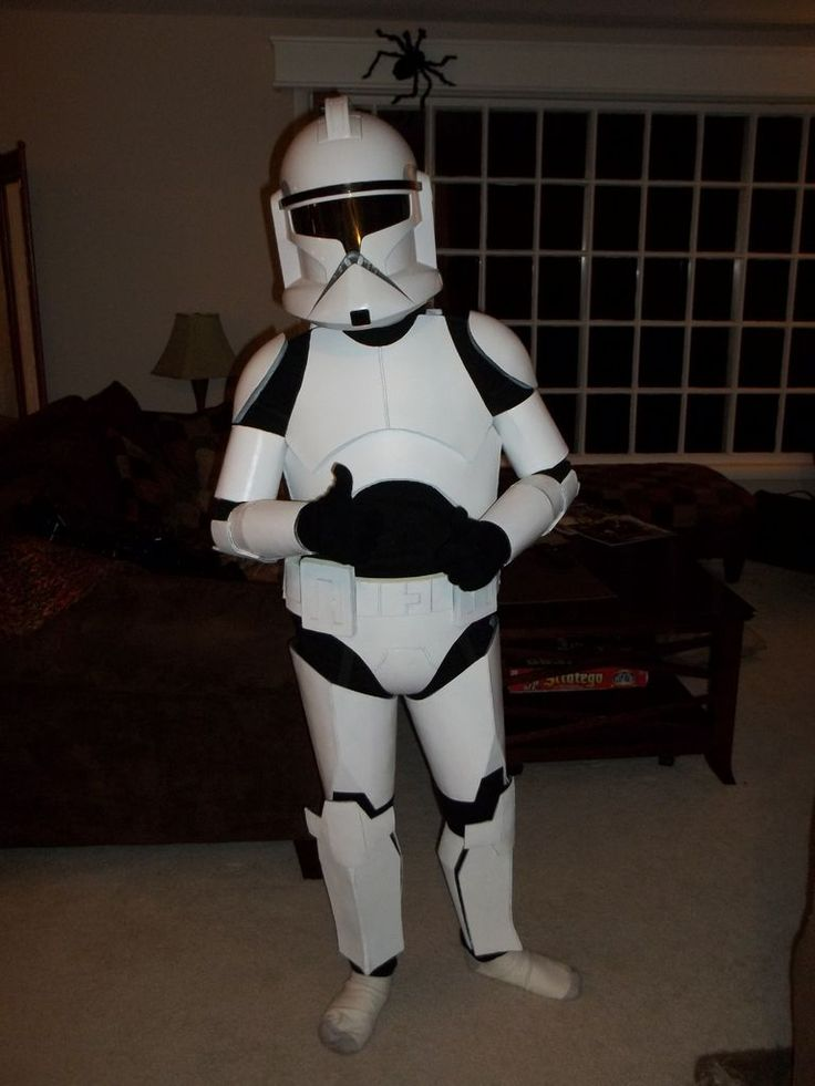 Foam Clone Trooper Armour   The o'jays, Clone trooper and ...