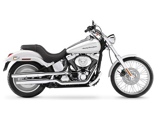 Harley-Davidson FXSTD Softail Deuce (2005)
