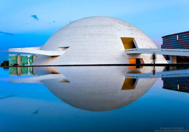 Oscar Niemeyer - Architecture