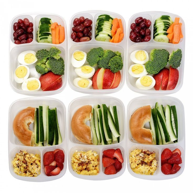 Awesome!! 13 Make-Ahead Meals and Snacks For Healthy Eating On The Go - Avocadu