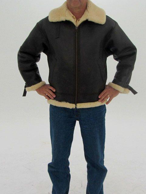 size xl quality usaaf type b-3 jacket op17
