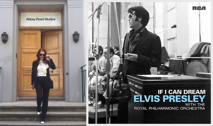 Priscilla Presley Reveals How Elvis Presley With the Royal Philharmonic Orchestra Came to Be
