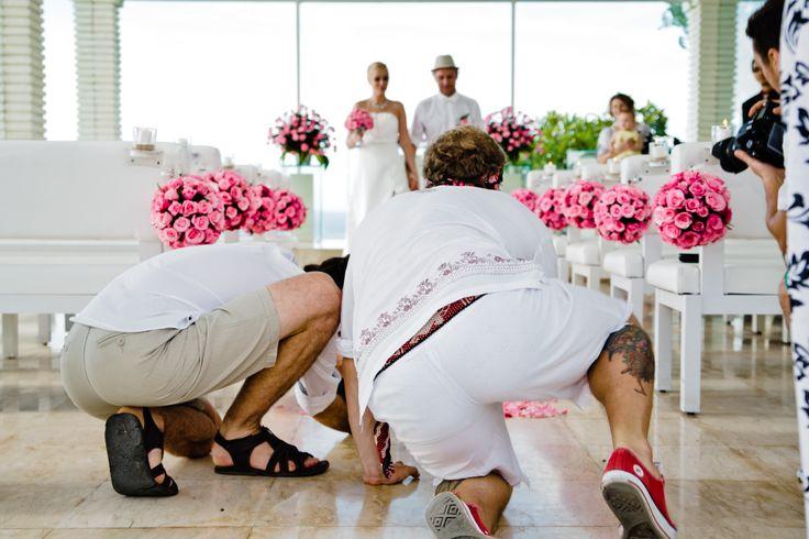 Session Wedding Aleksnder and Evgeniia with photografer from Romantic Bali Wedding