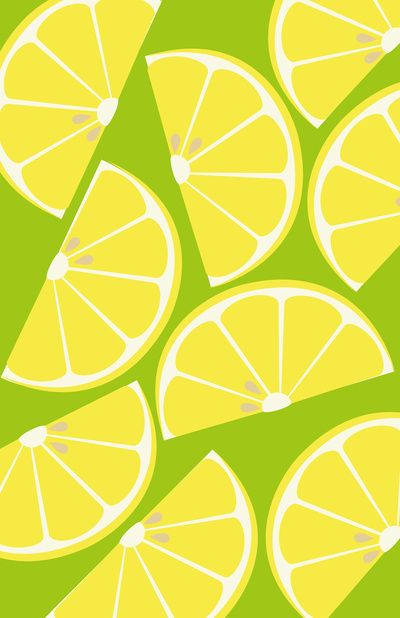 Citrus: Lemon Art Print