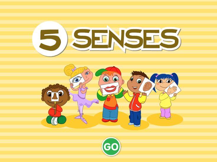 Resultado de imagen de five senses abcya