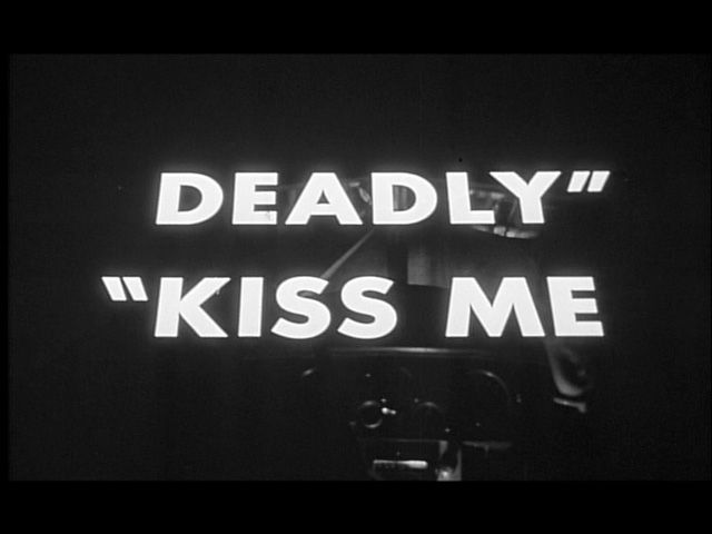 Kiss Me Deadly (1956) Robert Aldrich | Movie titles ...