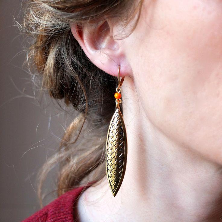 Attache boucle d'oreille sans nickel