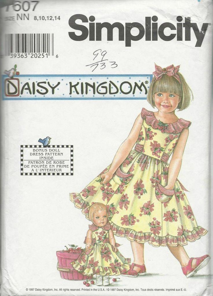 113 besten Daisy kingdom Bilder auf Pinterest | Puppenkleider, Retro ...