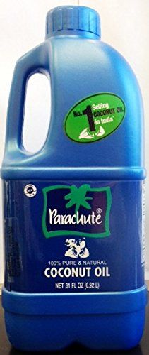 Parachute Coconut Oil  917ml 31 floz US Export Pack * To view further for this item, visit the affiliate link Amazon.com.